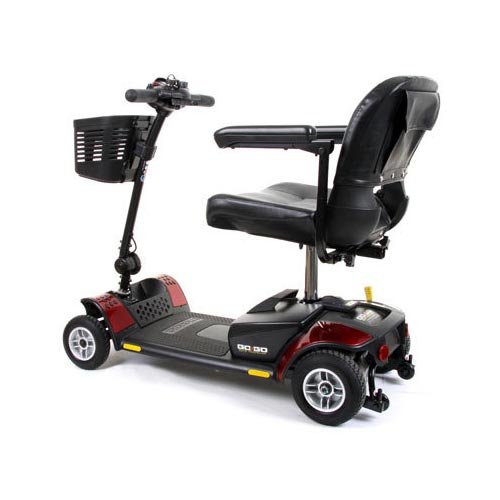 Folding Mobility Scooter Rental