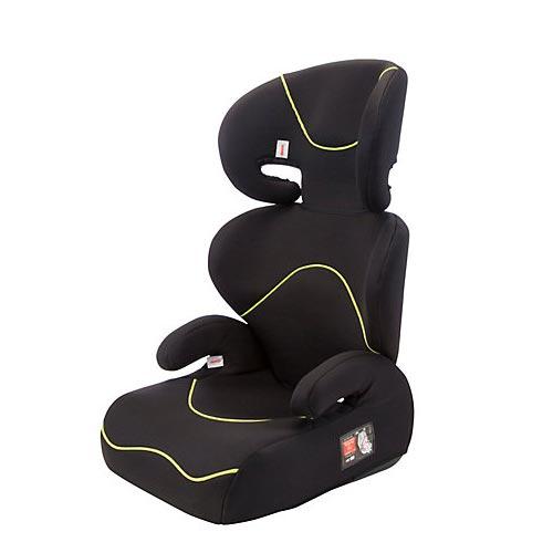 High Back Booster Car Seat - Mallorca Airport Rentals