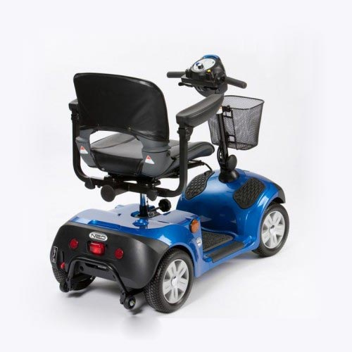 Electric mobility scooter rental